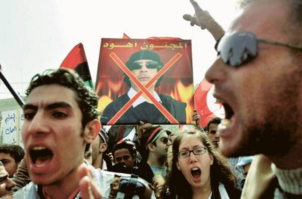 Lessons from Libya: A Crash Course in Idealism