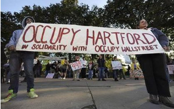 Occupying Homes and Hartford