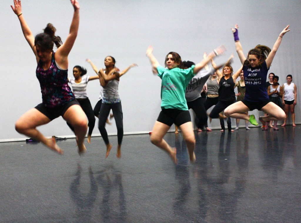 American College Dance Festival Returns to Connecticut College