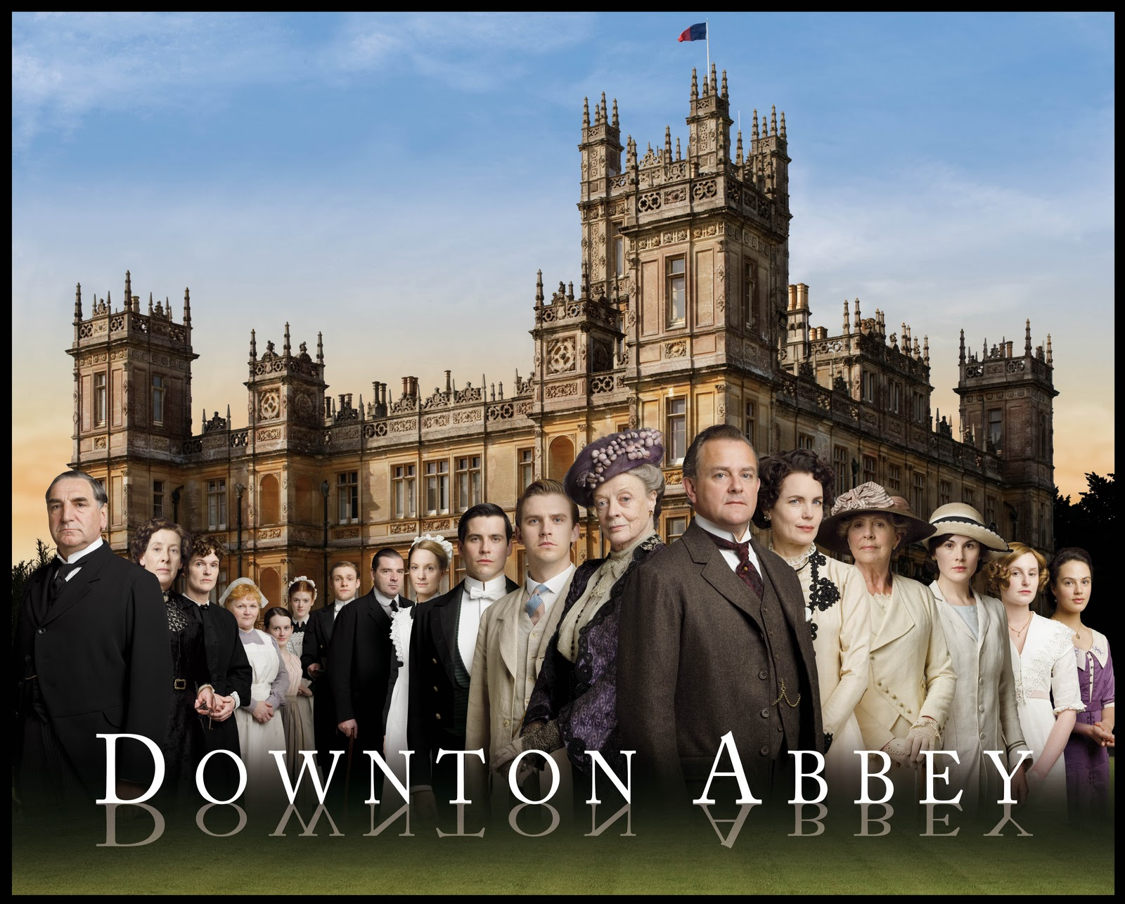 A little taste of history why downton abbey is such a popular show the col - Downton abbey histoire ...