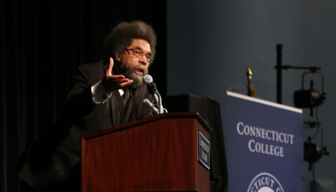 Dr. Cornel West Brings it with Radical Love